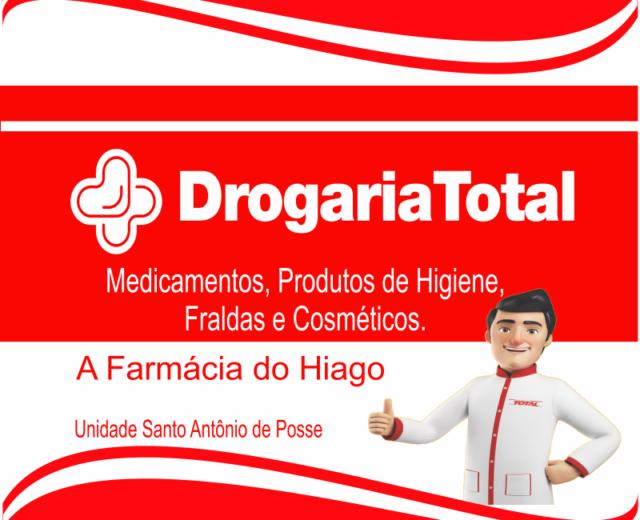 Drogaria Total– Posse