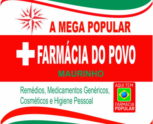 FARMÁCIA DO POVO